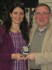 Sportlerin des Jahres 2009 - Teodora König