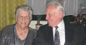 Ehepaar Irmgard und Horst Loskand