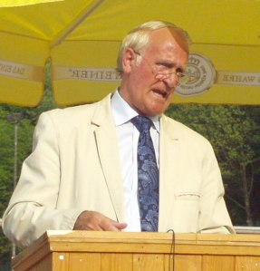 Grußwort Bürgermeister Dr. Fischer