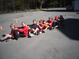 Trainingslager 2011