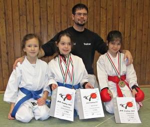 Bezirksmeisterschaften Karate