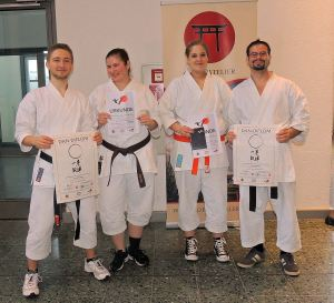 TSV1879 Karate Team in Bremen