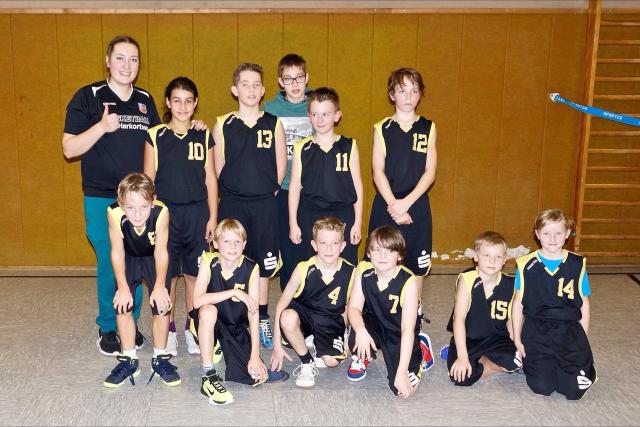 Basketball U12